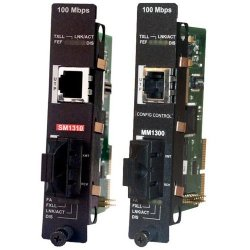 IMC Networks - 850-15614 - IMC iMcV-LIM 850-15614 Fast Ethernet Media Converter - 1 x Network (RJ-45) - 1 x SC Ports - 10/100Base-TX, 100Base-FX - Internal