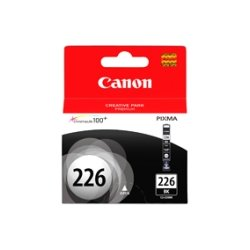 Canon - 2945B001 - Canon CLI-226 - Black - original - ink tank - for PIXMA iP4920, iX6520, MG5120, MG5320, MG6120, MG6220, MG8120, MG8220, MX712, MX882, MX892