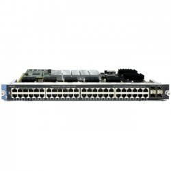 D-Link - 7200-48P - D-Link 48-Port PoE Gigabit LAN Interface Module - 48 x 10/100/1000Base-T LAN - 4 x SFP (mini-GBIC) 100 Mbit/s - 4 x Expansion Slots