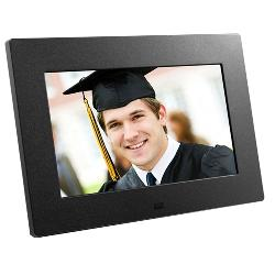 Aluratek - ADPF08SF - Aluratek ADPF08SF Digital Photo Frame - 8 LCD Digital Frame - 800 x 600 - JPEG