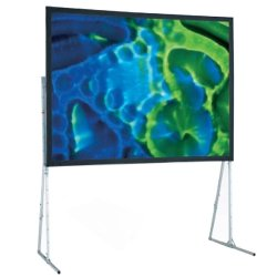 "Draper - 241033 - Draper Ultimate Folding Screen 241033 Manual Projection Screen - 199.2"" - 4:3 - 126"" x 168"" - Flexible Matt White"