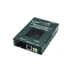 Transition Networks - SFBRM1014-110-NA - Transition Networks SFBRM1014-110 Fast Ethernet Media Converter - 1 x Network (RJ-45) - 1 x SC Ports - 10/100Base-TX, 100Base-LX - External