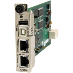 Transition Networks - IONMM - Transition Networks IONMM Management Module - 2 x 10/100Base-TX100 Mbit/s