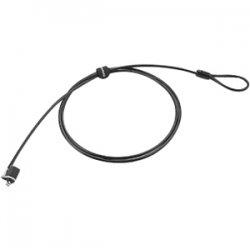 Lenovo - 57Y4303 - Lenovo 57Y4303 Security Cable Lock - Zinc Alloy, Galvanized Steel - 4.99 ft