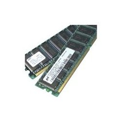 AddOn - 593921-B21-AM - AddOn HP 593921-B21 Compatible Factory Original 2GB DDR3-1333MHz Unbuffered ECC Dual Rank 1.5V 240-pin CL9 UDIMM - 100% compatible and guaranteed to work