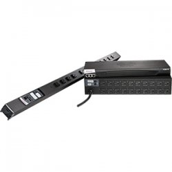 Raritan - PX2-1180R - Raritan Dominion PX PX2-1180R 8-Outlets 3.3kVA PDU - 8 - 3.30 kVA - Network (RJ-45) - 1U - Rack-mountable
