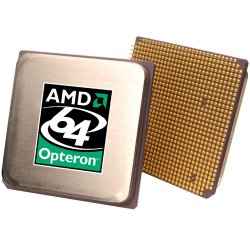 AMD (Advanced Micro Devices) - OS4184WLU6DGO - AMD Opteron 4184 Hexa-core (6 Core) 2.80 GHz Processor - Socket C32 OLGA-1207 - 3 MB - 6 MB Cache - 64-bit Processing - 45 nm - 75 W - 158°F (70°C) - 1.4 V DC