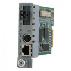 Omnitron - 8926N-0-W - Omnitron Systems iConverter GX/TM2 8926N-0-W Media Converter - 1 x Network (RJ-45) - 1 x LC Ports - DuplexLC Port - 1000Base-X, 10/100/1000Base-T - Internal