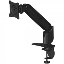 Doublesight - DS-30H - DoubleSight Displays DS-30H Mounting Arm for Flat Panel Display, TV, Desktop Computer - TAA Compliant - 32 Screen Support - 30 lb Load Capacity