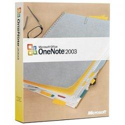 Microsoft - S26-00144 - Mvl Mlf Disk Kit Onenote 2003