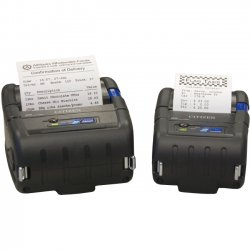 Citizen - CMP-30LU - Citizen CMP-30 Direct Thermal Printer - Monochrome - Portable - Label Print - 2.83 Print Width - 3.90 in/s Mono - 203 dpi - USB - Serial - 3.15 Label Width
