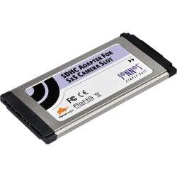 Sonnet Technologies - SD-SXS-E34 - Sonnet SD-SXS-E34 SxS SDHC Card Adaptor - SDHC Media Supported - ExpressCard/34