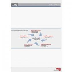 Watchguard Technologies - WG019000 - WatchGuard LiveSecurity Service - 1 Year - Service - 1 - Technical - Electronic Service