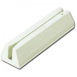 MagTek - 21088007 - MagTek Full Size Swipe Reader - Dual Track - 50in/s - White
