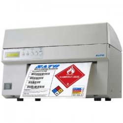 Sato - WM1002031 - Sato M-10e Thermal Label Printer - 305 dpi - Serial
