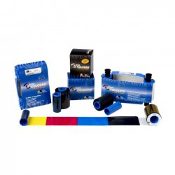 "Zebra Technologies - 05319BK08345 - Zebra 5319 Black Wax Ribbon - Black - Thermal Transfer - 3.27"" x 1476ft Ribbon Size - 6 / Box"