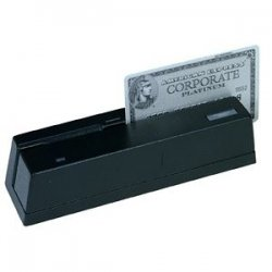 Logic Controls - MR3010-BK - Logic Controls MR3010-BK Magnetic Stripe Reader - Dual Track