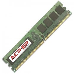 AddOn - AA400D2N3/1G - AddOn JEDEC Standard 1GB DDR2-400MHz Unbuffered Dual Rank 1.8V 240-pin CL3 UDIMM - 100% compatible and guaranteed to work