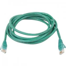 Belkin / Linksys - A3L791-20-GRN-S - Belkin Patch Cable - RJ-45 Male - RJ-45 Male - 20ft - Green