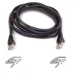 Belkin / Linksys - A3L980-10-YLW-S - Belkin Cat6 UTP Patch Cable - RJ-45 Male - RJ-45 Male - 10ft - Yellow