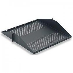 "Rack Solution - 2USHL-020-HALF-13V - Innovation Relay Rack Shelves - 19"" 2U"