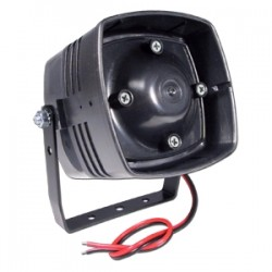 ELK Products - 45 - ELK Self-Contained Electronic Siren - 14 V DC - 118 dB - Audible