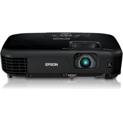 Epson - V11H429320 - Epson PowerLite 1221 LCD Projector - 720p - HDTV - 4:3 - F/1.58 - 1.72 - UHE - 200 W - SECAM, NTSC, PAL - 4000 Hour Normal Mode - 5000 Hour Economy Mode - 1024 x 768 - XGA - 3,000:1 - 2800 lm - HDMI - USB - VGA In - 238 W - 2 Year