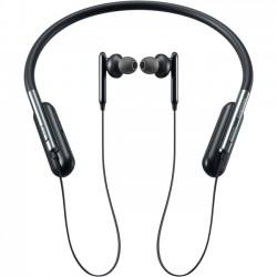 Samsung - EO-BG950CBEGUS - Samsung U Flex Earset, Black - Stereo - Black - Wireless - Bluetooth - Earbud - Binaural - In-ear - Noise Canceling