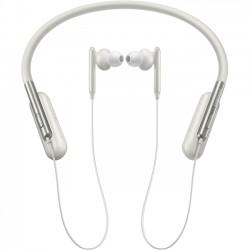 Samsung - EO-BG950CWEGUS - Samsung U Flex Earset, White - Stereo - White - Wireless - Bluetooth - Earbud - Binaural - In-ear - Noise Canceling