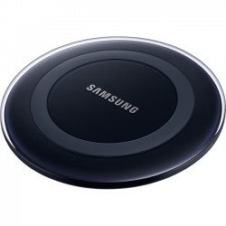 Samsung - EP-PG920IBUGUS - Samsung Wireless Charging Pad, Black Sapphire - 4 Hour Charging - Input connectors: USB