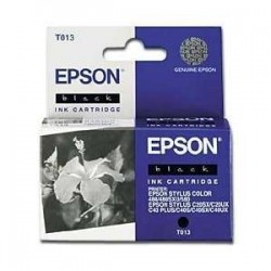 Epson - S020267 - Epson Black Ink Cartridge - Inkjet - Black - 1