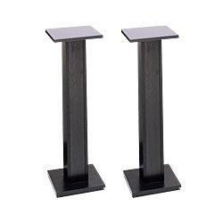 Chief - ERSS-42 - Chief 42 Economy Speaker Stands - 42 Height x 12 Width x 12 Depth - Laminate - Hardboard - Black Oak
