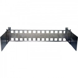 EtherWAN Systems - KR-DINRAILB - EtherWAN TransRack KR-DINRAILB Mounting Rail for Switch - Cold Rolled Steel