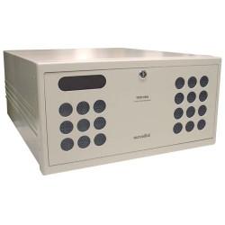 Toshiba - EVR16-480-4000 - Toshiba Surveillix EVR16-480-4000 16-Channel Digital Video Recorder - Digital Video Recorder - Motion JPEG Formats - 4TB Hard Drive