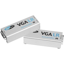 Gefen - EXT-VGA-141LRR - Gefen EXT-VGA-141LRR Video Receiver - 1 Input Device - 1 Output Device - 330 ft Range - 1 x Network (RJ-45) - WUXGA - 1920 x 1200 - Twisted Pair - Category 5e