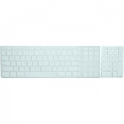 EZQuest - X22309 - EZQuest Invisible Ice Keyboard Cover - Keyboard - Ice - Silky - Plastic