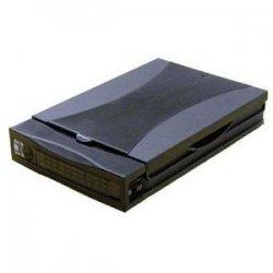 Addonics Technologies - AAHDSA35CS - Addonics Mobile Rack Hard Drive Enclosure - 1 x 3.5 - 1/3H Internal - Black