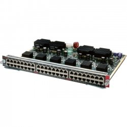 Cisco - WS-X4548GBRJ45V-RF - Cisco Gigabit Ethernet Switching Module - 48 x 10/100/1000Base-T