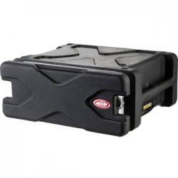 SKB Cases - 1SKB-RLX4 - SKB 4U RollX Rack Case - Polyethylene
