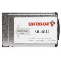 Cherry - SR-4044 - Cherry Smartterminal Sr-4044 - Smart Card Reader - Pc Card
