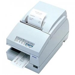 Epson - C31C283A8941 - Epson TM-U675 POS Receipt Printer - 9-pin - 5.1 lps Mono - USB