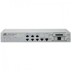 Allied Telesis - AT-AR750S-10 - Allied Telesis AT-AR750S Secure VPN Router - 2 x 10/100Base-TX WAN, 5 x 10/100Base-TX LAN