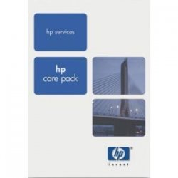 Hewlett Packard (HP) - UB137E - HP Care Pack - 3 Year - Service - 24 x 7 x 4 - On-site - Maintenance - Parts & Labor - Physical Service - 4 Hour