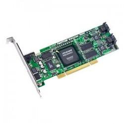 Promise Technology - FASTTRAK SX4100-5PK - Promise FastTrak SX4100 Serial ATA RAID Controller - 64MB ECC - 150MBps - 4 x 7-pin SATA Serial ATA/150 - Serial ATA