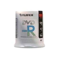 Fujifilm - 15654636 - Fujifilm 16x DVD-R Media - 4.7GB - 120mm StandardSpindle