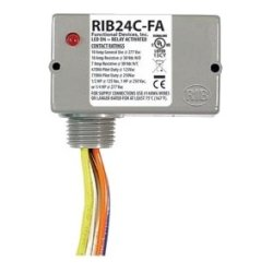 Functional Devices - RIB24C-FA - Functional Devices RIB24C-FA Polarized Relay