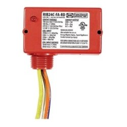 Functional Devices - RIB24C-FA-RD - Functional Devices RIB24C-FA-RD Polarized Relay