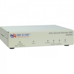 Zhone Technologies - SNE2000G-KIT1US - Zhone SHDSL Network Extender Kit, 1 Port