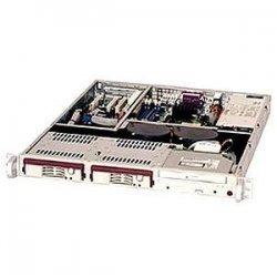 Supermicro - CSE-811T-420 - Supermicro SC811T-420 Chassis - Rack-mountable - Beige