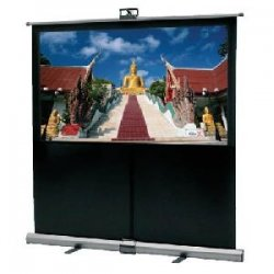 "Da-Lite - 94129 - Da-Lite Theater-Lite Portable and Tripod Projection Screen - 39"" x 70"" - Wide Power - 80"" Diagonal"